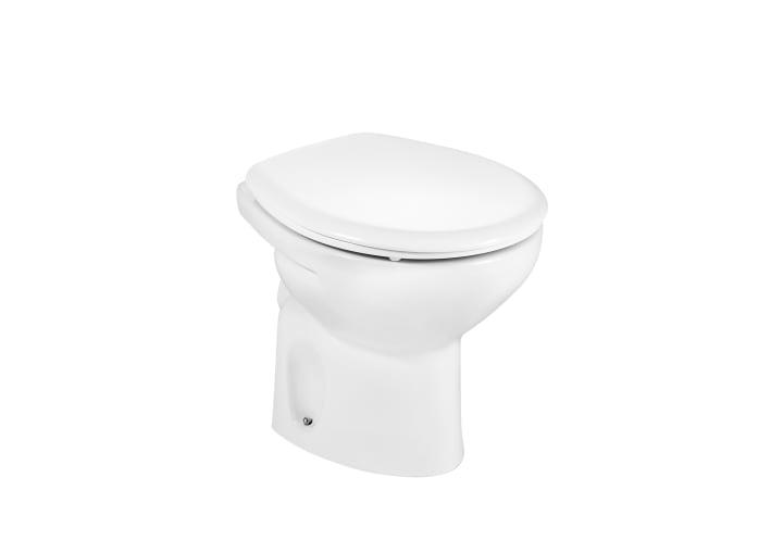 Sanita com sa da parede sanitas de tanque alto ou de for Fluxometro roca