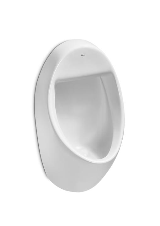 Urinol com entrada de gua posterior urin is urin is for Fluxometro roca