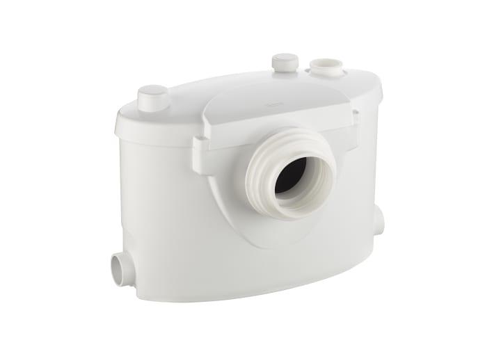 Triturador sanit rio sistemas para sanitas sistemas de for Water triturador