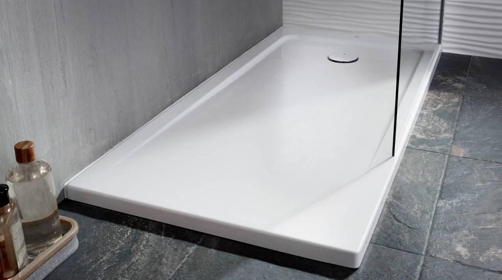 Como instalar un plato de ducha simple como instalar un plato de ducha with como instalar un - Como colocar un plato de ducha de resina ...