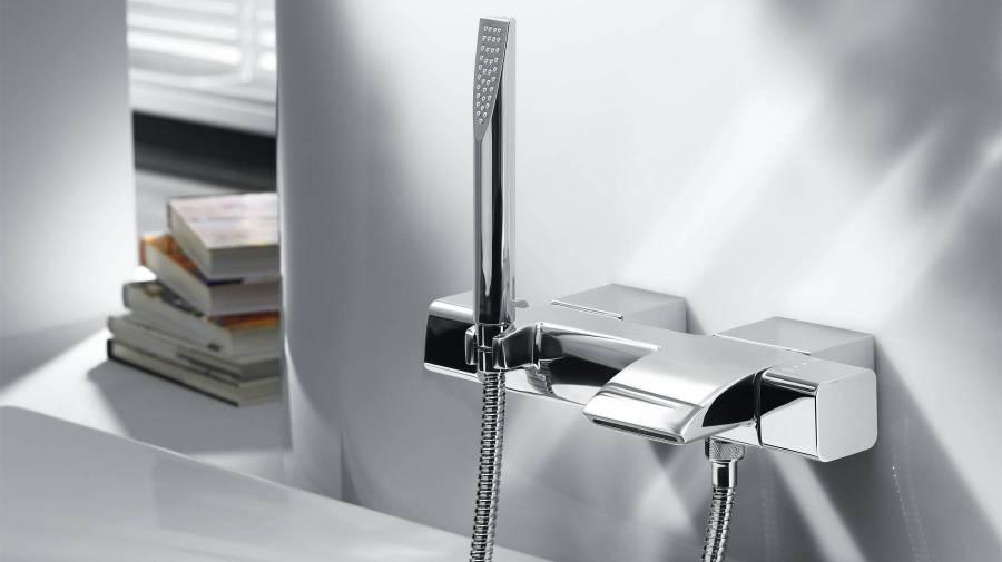 Torneira termostática Thesis de banheira