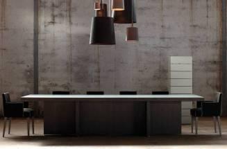Estúdio de Joan Lao, um dos designers espanhóis mais reconhecidos internacionalmente