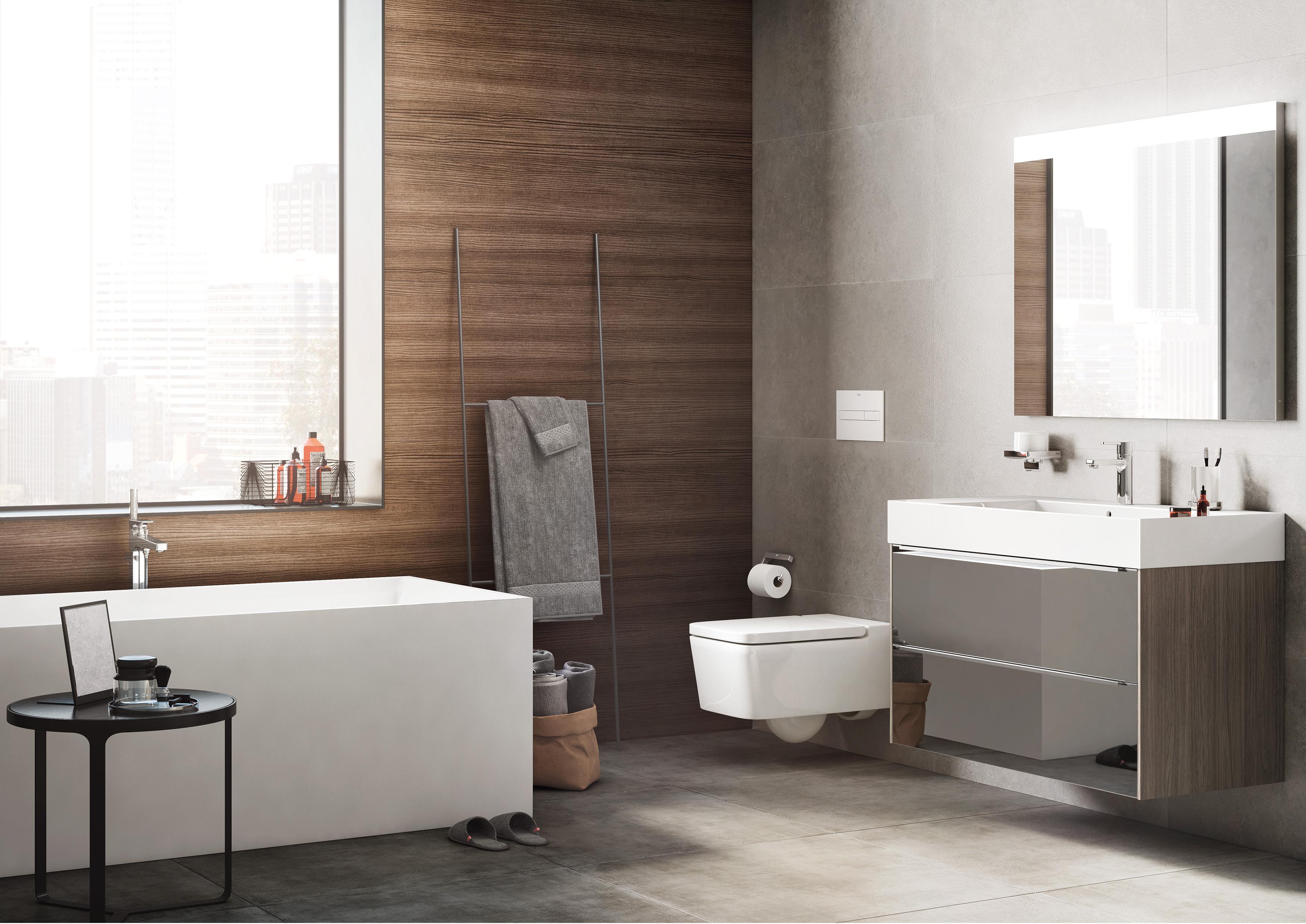 Cinco princ pios para a renova o do seu espa o de banho - Muebles inteligentes ...
