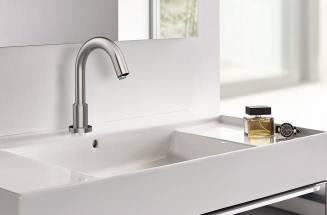 Torneira com sensor de presença: máxima higiene, também em sua casa - Roca