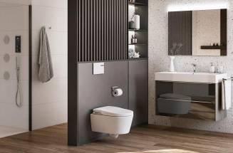 Soluções Touchless Roca: torneira com sensor de presença e outras inovações no espaço de banho