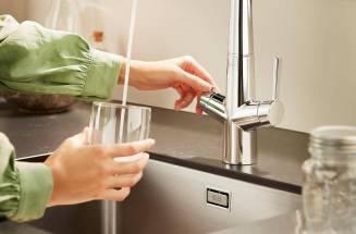 Torneiras de cozinha com filtro, descubra os seus benefícios