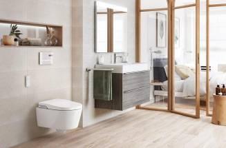 Dê lugar à tecnologia na renovação completa do seu espaço de banho - Roca