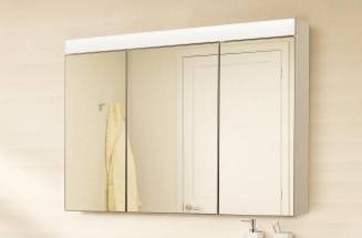 INSTALL A CABINET MIRROR AND GREATLY INCREASE FUNCTIONALITY | ROCA